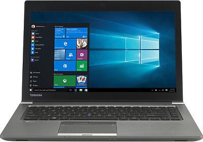 """Toshiba Tecra Z40-C-12Z 14"""" FHD Ultrabook Core i5-6200U 8GB 256GB Win 10 Pro d'occasion  Expédié en Belgium"""