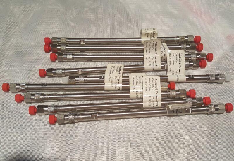 Ascentis HPLC Column, Express C18, 4.6mm x 150mm, 2.7 um