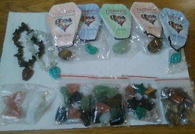 Natural Gemstone Items. Worth £`s