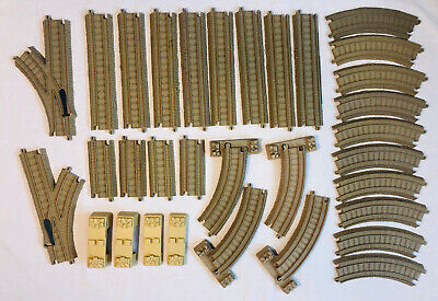 Thomas & Friends For Motorized Trains TrackMaster Deluxe Expansion Track Pack
