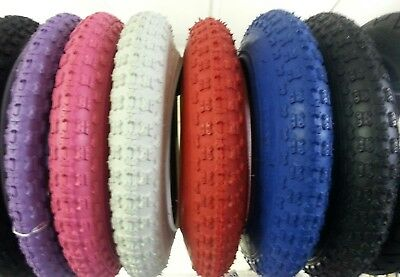"TWO(2) DURO 12x2.125"" COMP 3 MX3 TYPE BICYCLE TIRES, PICK COLOR AT CHECKOUT"