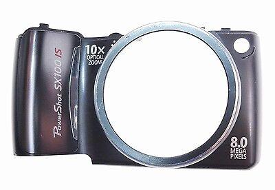 Canon POWERSHOT SX100  FRONT HOUSING COVER Replacement Part Repair OEM