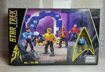 Mega Bloks Star Trek Guardian Original Series Model DPH79 Special 50ans Mattel