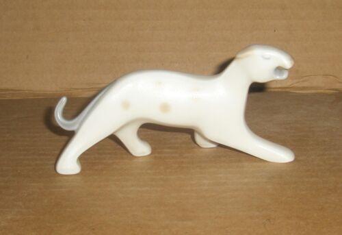 Art Deco Leopard figurine