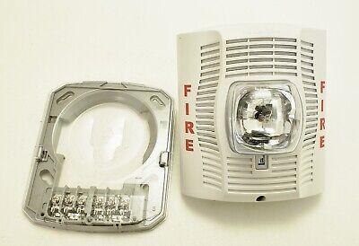 New System Sensor Spectralert Advance Spsw White Wall Speaker Strobe Fire Alarm
