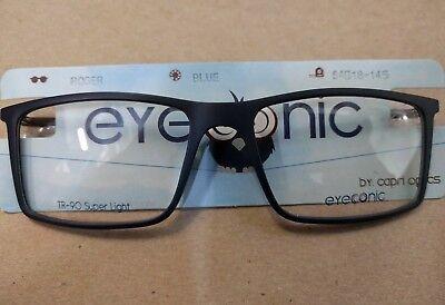 Eyeconic Eyewear Roger Blue 54-18-145 Men's Glasses (Roger Eyewear)