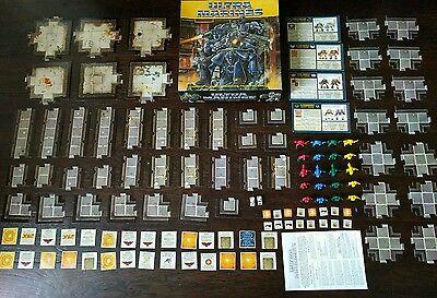 Ultra Marines 40k Game 1991 SPACE HULK rare
