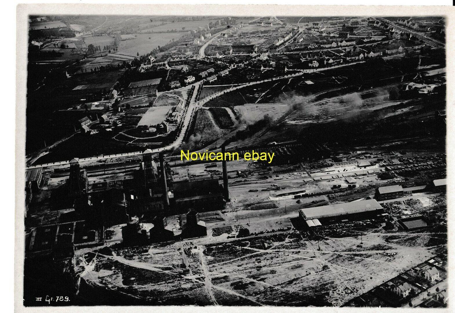 Winterslag luchtfoto jaren '20