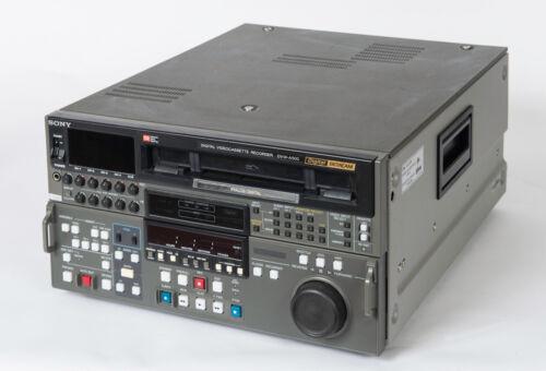 SONY DVW-A500 Digital BETACAM Analog Videocassette Recorder