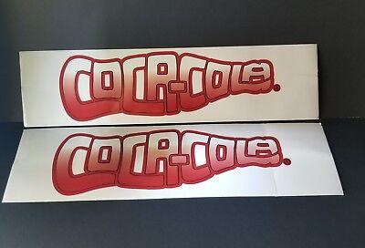 Vintage Coca-cola Bumper Stickers
