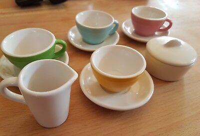 IKEA DUKTIG 13 tlg. PuppenGeschirr / Kaffee / Tee Kinder Küche w. Neu