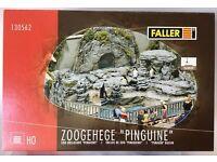 Faller 130569 Zoo Wegweiser und Infotafeln