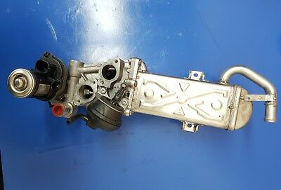 EGR VALVE AND COOLER VW GOLF AUDI A3 Q3 TT SKODA SEAT 1.6, 2.0 TDI 03L131512C