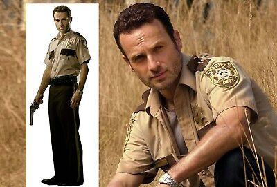 RICK GRIMES KING COUNTY COMPLETE UNIFORM HI QUALITY Costume Walking - Rick Costume Walking Dead