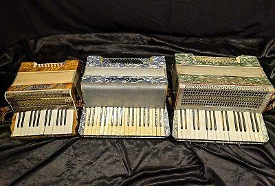 vintage accordion joblot