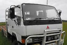 4X4 CANTER TWIN CAB ON CAR REGO (unreg) George Town Area Preview