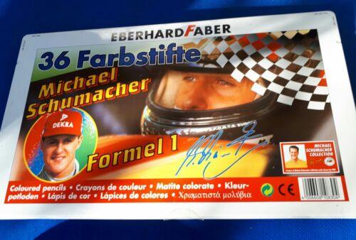 "Farbstifte ""Michael Schuhmacher"""
