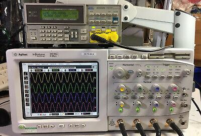 Agilent Hp 54825a Oscilloscope 500mhz 2gss