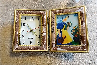 Clock Picture Frame