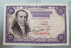 BILLETE-25-PESETAS-1946-EBC-FLoREZ-ESTRADA