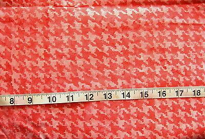 "Ткань 100% Cotton Batik Fabric ""Apricot"""