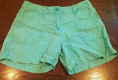 Tommy Bahama Shorts Size 4 Summer Fashion Beach Bristol Blue Leigh Fit E.U.C