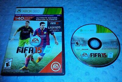 Fifa 15 Ultimate Team Edition   Xbox 360