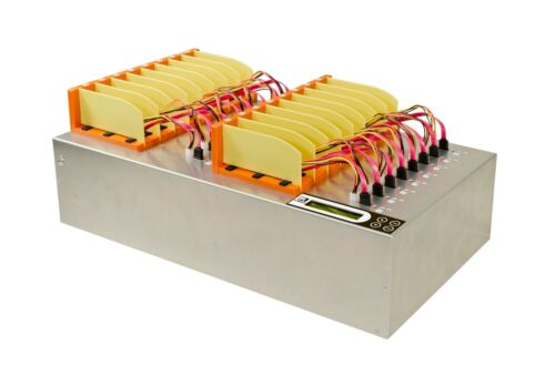 Ureach 1:15 HDD/SSD Hard Drive Duplicator/Sanitizer 15GB/Min Copy/Erase MTC1500F