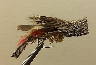 60 Ultimate Dave/'s Hopper w// Fly Box US Veteran Owned