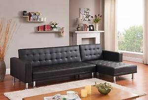 Brand new Sofa Bed Chaise Lounge Leather Couch # 1 Year Warranty Joondalup Joondalup Area Preview