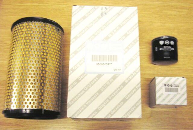 ALFA ROMEO 166 2.0 16V TS  New GENUINE Air Filter & Oil Filter Service Kit