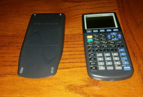 Texas Instruments TI-83 Plus Graphing Calculator Tested Working