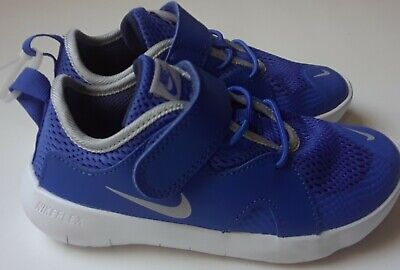Nike Flex Contact 3 Running Shoes Little Boys Size 11.5M. Nwob