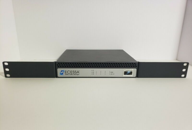 Ecessa PowerLink Pl 60 - WAN Traffic Manager w/ Mounting Brackets