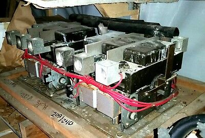 400 Amp 208240 Volt Coils 3 Phase 307-1388 Onan Transfer Switch Contactor Nos