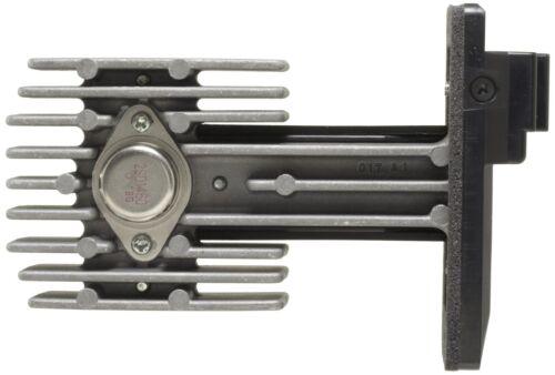 HVAC Blower Motor Resistor WELLS JA Fits Acura Legend L - Acura legend blower motor