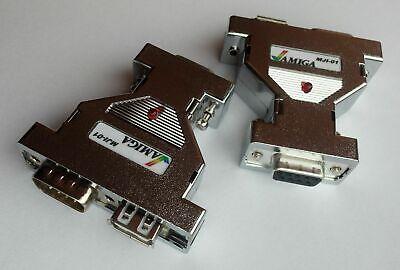 Amiga and Atari USB Mouse and Joystick adapter JERRY+ Dual Controller