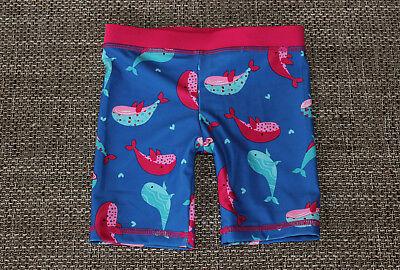 Topolino UV-Schutz Mädchen Badehose Sonnenschutzkleidung blau Wale 92 NEU