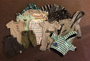 0-3 month clothes