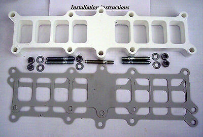 Fuel Injected Intake Manifold -  EDELBROCK Performer 5.0 FORD MUSTANG 1