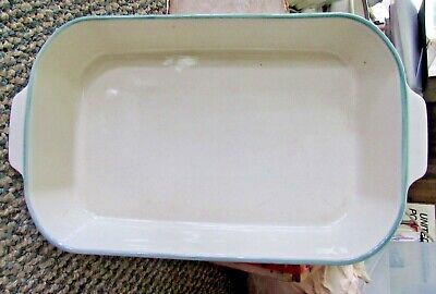 "New ~ Pfalzgraff 8 ""X 12"" Oblong Baking Pan Dish Yorktowne (USA) Never Used"