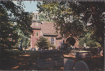 Old Swedes Church Wilmington Delaware #2   # C4
