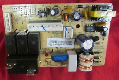 LG ROOM AIR CONDITIONER CONTROL BOARD EBR65107503