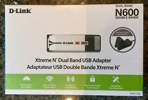 D-Link Xtreme N Dual Band USB Adapter Wi Fi strength (New)