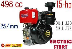 Diesel Engine TOOL POWER 15-hp 498cc torque = BUY ON WEBSITE Huntingdale Monash Area Preview