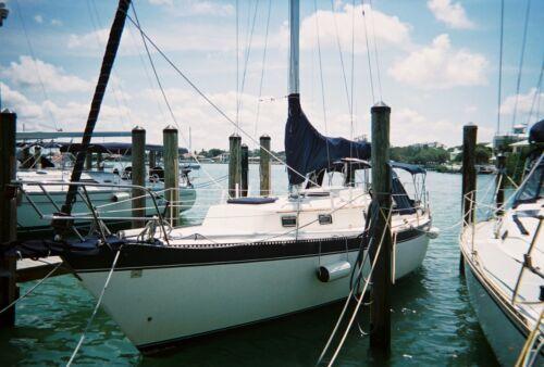 1979 Mariner 36' Sailboat - Florida