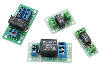 Kleine Relaiskarte Relaisplatine Relais Spannung Modul Modellbau Miniatur Mini