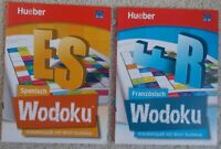 2 x Hueber Wodoku (Wort Sudoku) Französisch und Spanisch Brandenburg - Eberswalde Vorschau