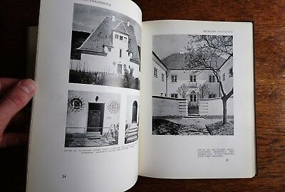 Studio Year Book of Decorative Art 1926 Wiener Werkstatte Pottery Glass Lighting
