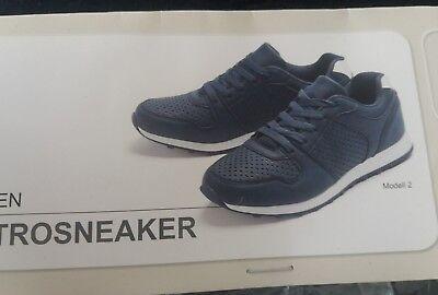 Damen-retro-sneaker (Damen retrosneaker größe 40 sneaker Sportschuhe Schuhe)